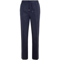 vaatteet Naiset Housut Pepe jeans PL211402 Sininen