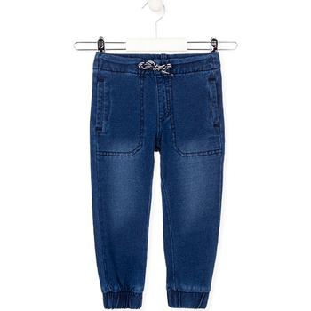 vaatteet Lapset Farkut Losan 025-6033AL Sininen