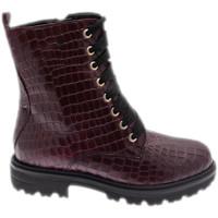 kengät Naiset Bootsit Calzaturificio Loren LOC3918bor rosso
