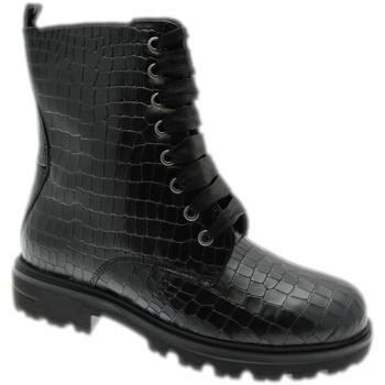 kengät Naiset Bootsit Calzaturificio Loren LOC3918ner nero