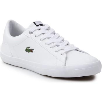 kengät Miehet Matalavartiset tennarit Lacoste Lerond 418 3 JD CMA 7-36CMA0099001 white