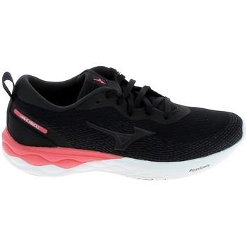 kengät Juoksukengät / Trail-kengät Mizuno Wave Revolt Noir Musta