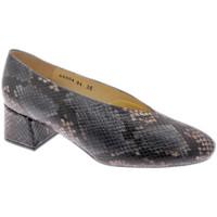 kengät Naiset Korkokengät Calzaturificio Loren LO60904pit grigio