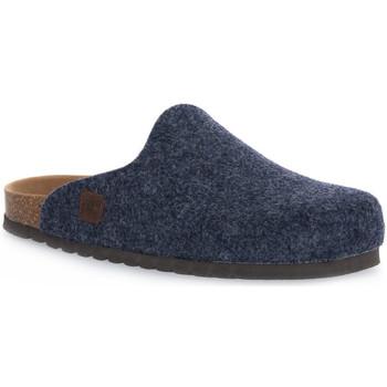 kengät Tossut Bioline JEANS MERINOS Blu