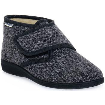 kengät Miehet Tossut Emanuela 995 EDGAR GRIGIO Grigio