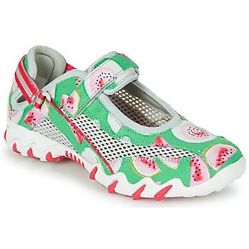 kengät Naiset Urheilusandaalit Allrounder by Mephisto NIRO Green