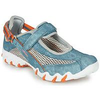 kengät Naiset Urheilusandaalit Allrounder by Mephisto NIRO Blue