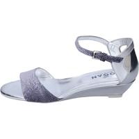 kengät Naiset Sandaalit ja avokkaat Hogan Sandaalit BK661 Sininen
