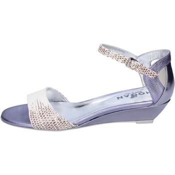 kengät Naiset Sandaalit ja avokkaat Hogan BK662 Valkoinen
