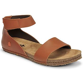 kengät Naiset Sandaalit ja avokkaat Art CRETA Ruskea