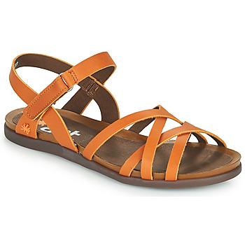 kengät Naiset Sandaalit ja avokkaat Art LARISSA Ruskea