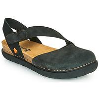 kengät Naiset Balleriinat Art RHODES Musta