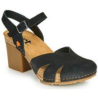 kengät Naiset Sandaalit ja avokkaat Art SOHO Musta