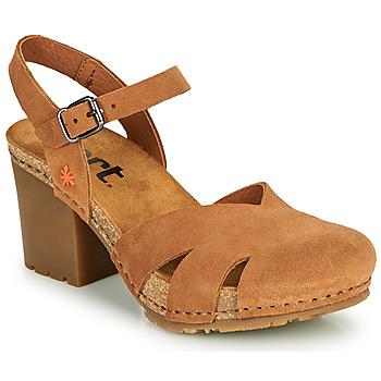 kengät Naiset Korkokengät Art SOHO Ruskea
