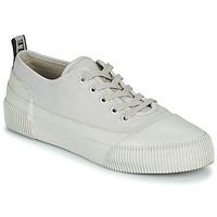 kengät Naiset Matalavartiset tennarit Aigle RUBBER LOW W White