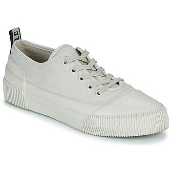 kengät Naiset Matalavartiset tennarit Aigle RUBBER LOW W Valkoinen