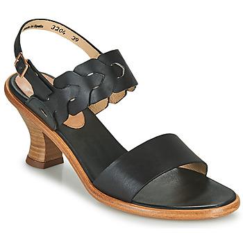 kengät Naiset Sandaalit ja avokkaat Neosens NEGREDA Musta