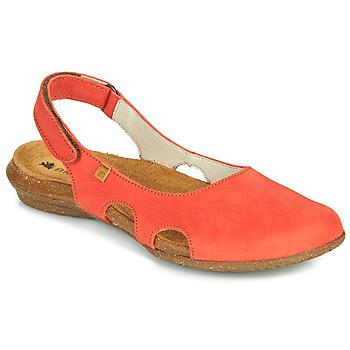 kengät Naiset Sandaalit ja avokkaat El Naturalista WAKATAUA Oranssi
