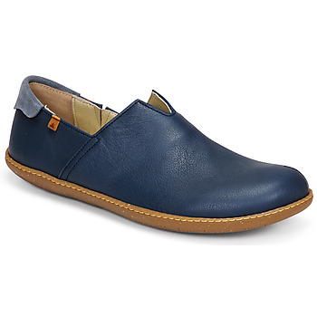 kengät Miehet Tennarit El Naturalista EL VIAJERO Sininen