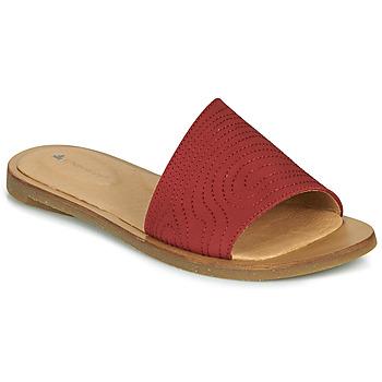 kengät Naiset Sandaalit El Naturalista TULIP Punainen