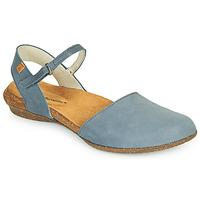 kengät Naiset Sandaalit ja avokkaat El Naturalista WAKATAUA Sininen