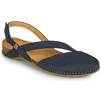kengät Naiset Sandaalit ja avokkaat El Naturalista PANGLAO Sininen