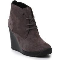 kengät Naiset Nilkkurit Lacoste Jarriselle SRW DK 7-28SRW1140248 grey