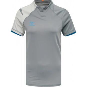 vaatteet Naiset Lyhythihainen t-paita Hummel Maillot d'avant match  hmlINVENTUS Femme gris