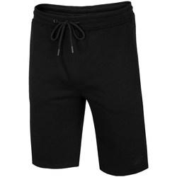 vaatteet Miehet Shortsit / Bermuda-shortsit 4F SKMD001 Mustat