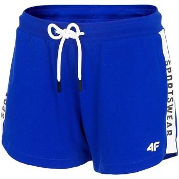 vaatteet Naiset Shortsit / Bermuda-shortsit 4F SKDD003 Vaaleansiniset
