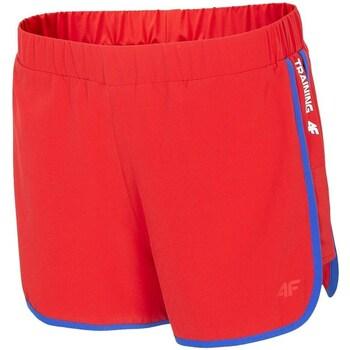 vaatteet Naiset Shortsit / Bermuda-shortsit 4F SKDF001 Punainen