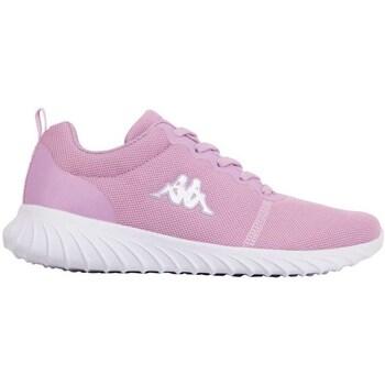 kengät Naiset Matalavartiset tennarit Kappa Ces Vaaleanpunaiset
