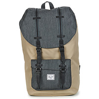laukut Reput Herschel LITTLE AMERICA Beige / Grey