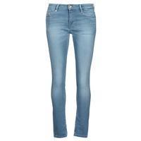 vaatteet Naiset Slim-farkut Kaporal LUCE Sininen