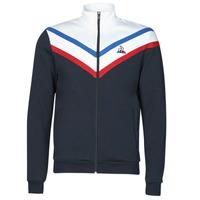 vaatteet Miehet Ulkoilutakki Le Coq Sportif TRI FZ N°1 M Laivastonsininen
