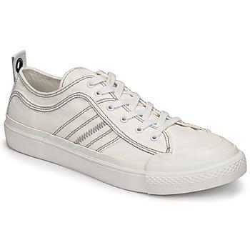 kengät Miehet Matalavartiset tennarit Diesel  White
