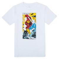 vaatteet Pojat Lyhythihainen t-paita Name it MARVEL White