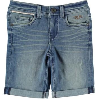 vaatteet Pojat Shortsit / Bermuda-shortsit Name it NKMTHEO DNMTOMO Sininen