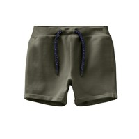 vaatteet Pojat Shortsit / Bermuda-shortsit Name it NMMVASSE Khaki
