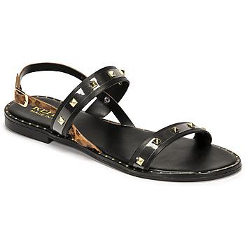 kengät Naiset Sandaalit ja avokkaat Replay NAIROBI Musta