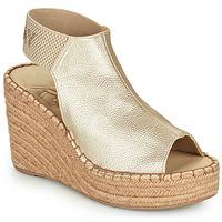 kengät Naiset Sandaalit ja avokkaat Replay JESS Kulta