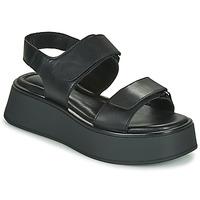 kengät Naiset Sandaalit ja avokkaat Vagabond COURTNEY Musta