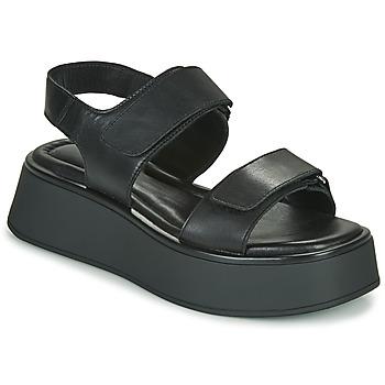 kengät Naiset Sandaalit ja avokkaat Vagabond Shoemakers COURTNEY Musta