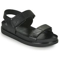 kengät Naiset Sandaalit ja avokkaat Vagabond Shoemakers ERIN Musta