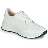 kengät Naiset Matalavartiset tennarit Vagabond Shoemakers JANESSA Valkoinen