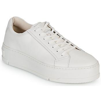 kengät Naiset Matalavartiset tennarit Vagabond Shoemakers JUDY Valkoinen