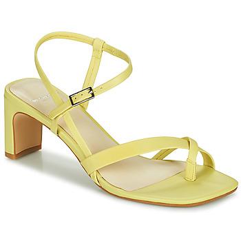 kengät Naiset Sandaalit ja avokkaat Vagabond Shoemakers LUISA Keltainen