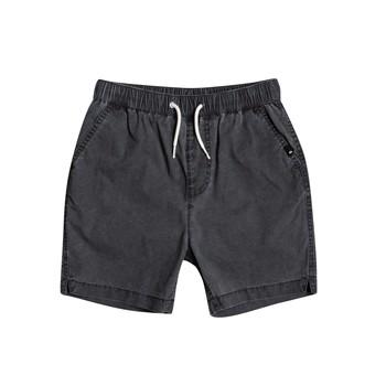 vaatteet Pojat Shortsit / Bermuda-shortsit Quiksilver TAXER WS Musta