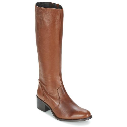 kengät Naiset Saappaat Betty London IROIN Camel