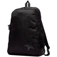 laukut Reput Converse Speed 3 Backpack Mustat